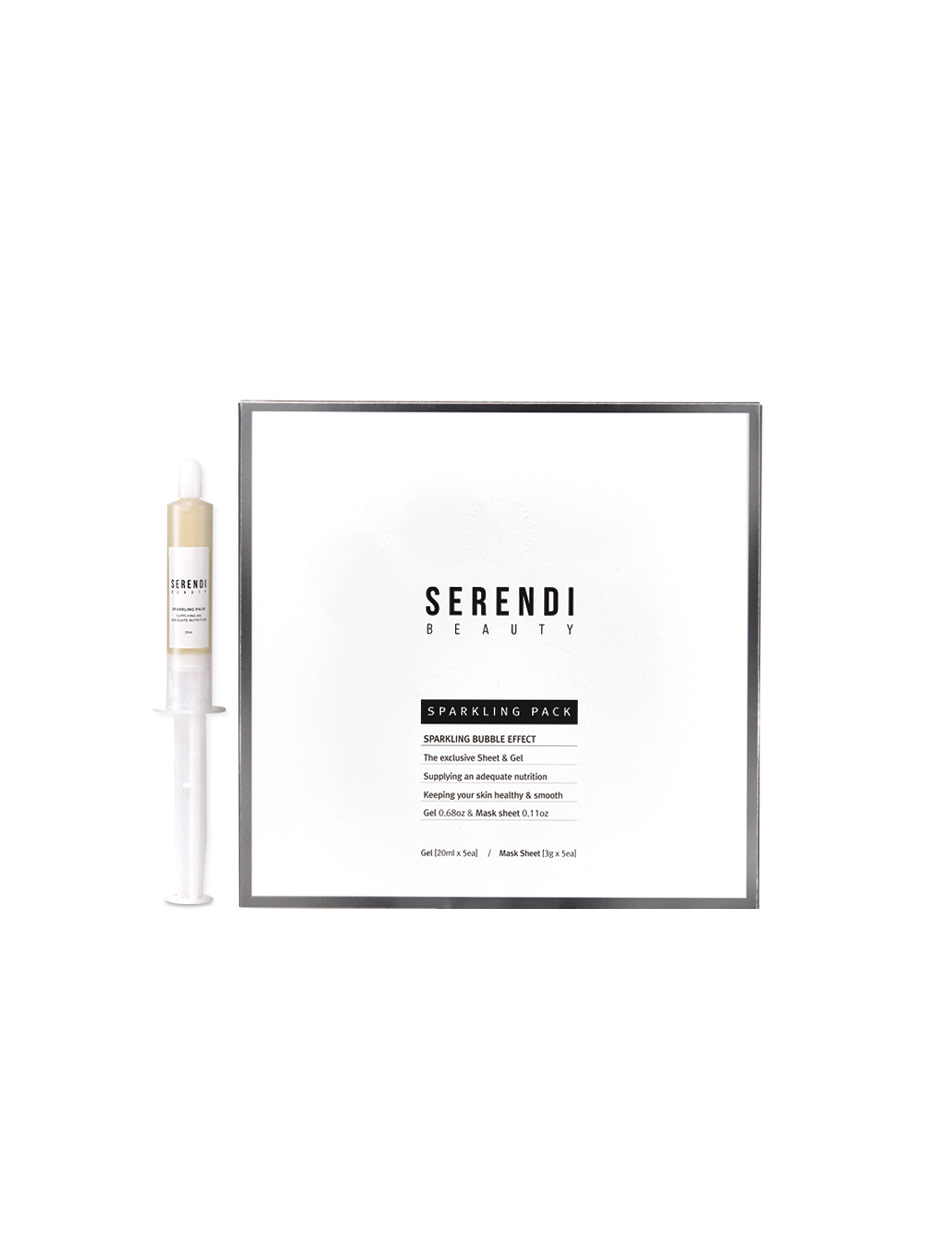 Serendi Beauty Sparkling Pack 5ea