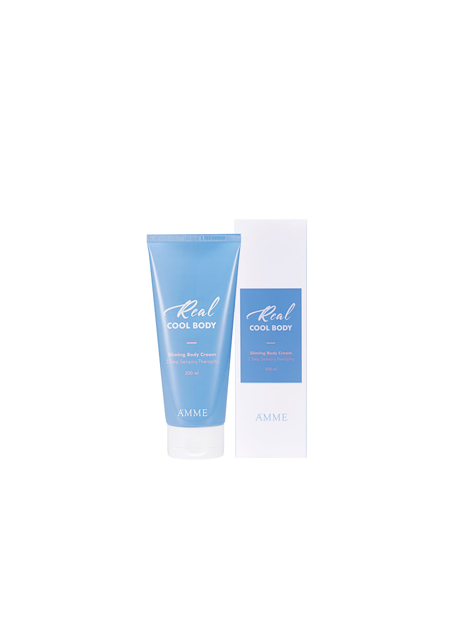 A'MME Real Cool Body Cream 2.0 200ml