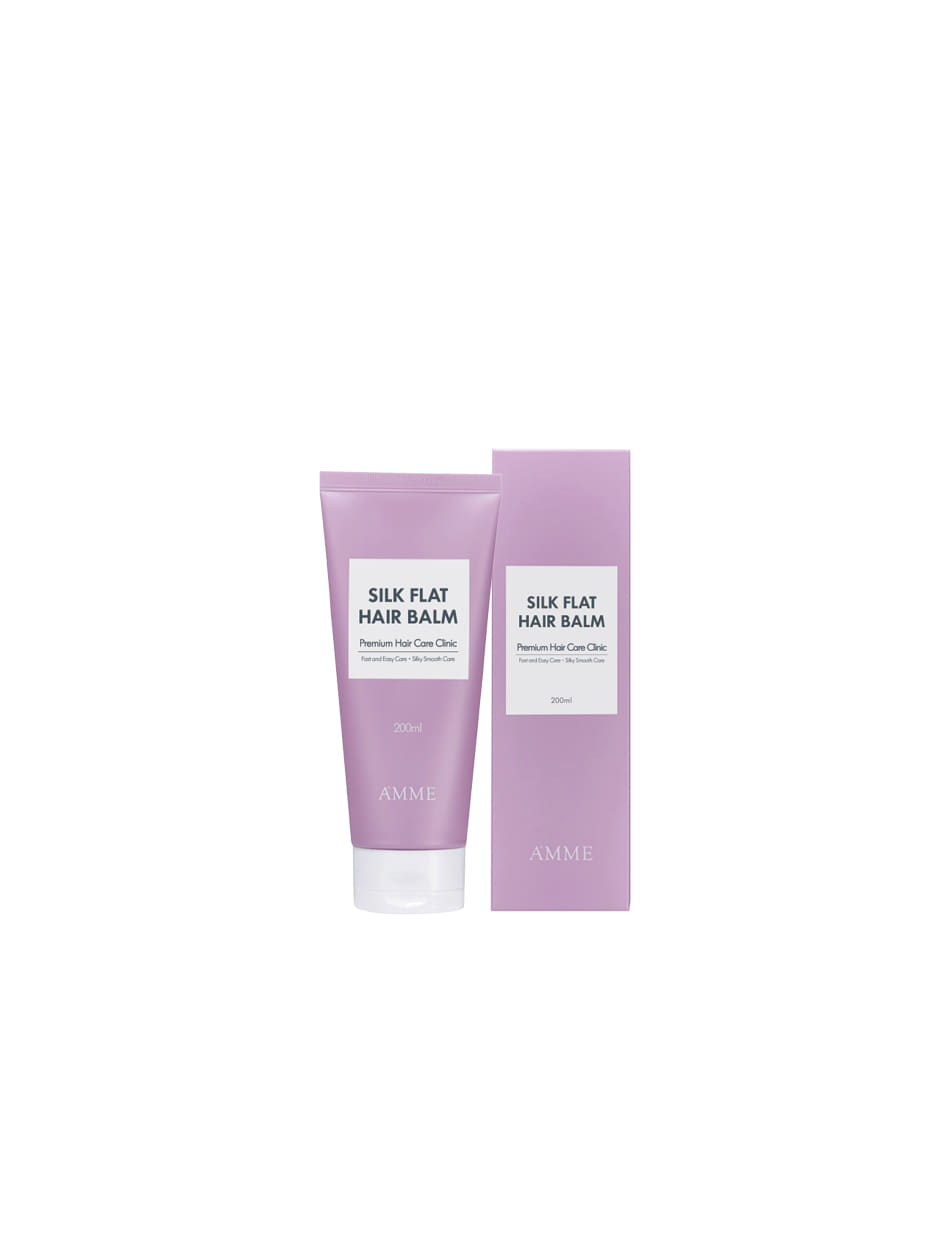 A'MME Silk Flat Hair Balm 200ml