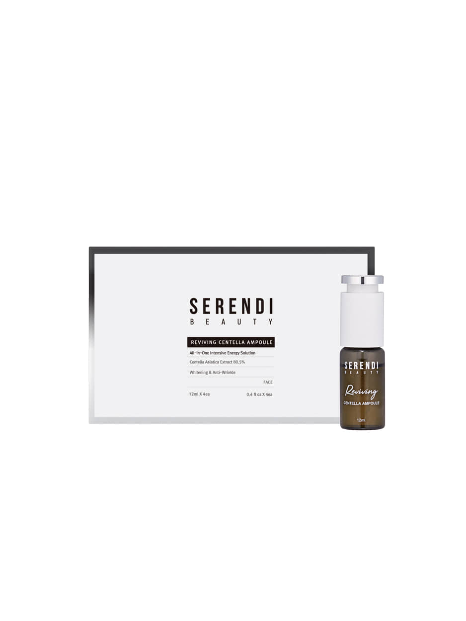 Serendi Beauty Reviving Centella Ampoule 12ml(4ea)